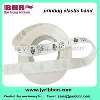 latest technology printed cotton webbing