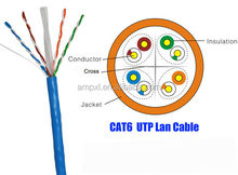 cat6 utp 24awg lan cable cable providers
