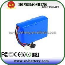 UL 12V14ah lithium battery for golf trolley
