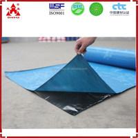 TPZ Self-Adhesive Waterproofing Membrane for Basement