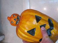 EPS foam Artificail decoration pumpkin for sale
