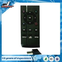2015 hotsale High Quality Black For PS4 2.4G DVD Remote Controller