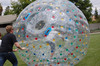 Super quality zorb rides, Zorb rolling ball, inflatable mega ball