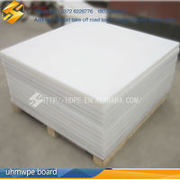 Cleaning Chemical Resistant Plastic HDPE Plate with high quality