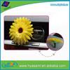 Flower shape vent custom clips air freshener for car