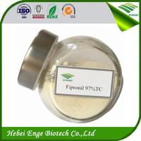 regent fipronil 97% TC,termite insecticides fipronil powder