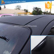 Car Decoration 3D Carbon Fiber Car Wrap Self Adhesive Vinyl Film