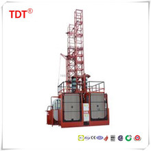 construction equipment building hoist by china manufacturers