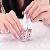 2015 Beauty design 3D DIY draw nail art pen nail polish