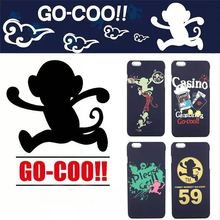 Fashion Japan Cartoon monkey Hard pc case For iphone6 4.7inch/6 plus 5.5inch