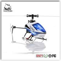 Wltoys V977 2.4Ghz 6ch brushless long range mini model king rc helicopter