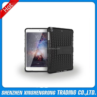 For iPad mini 3 Shockproof Case, Spider Design Combo PC+TPU Hybrid Defener Case with Kickstand for iPad Mini 123