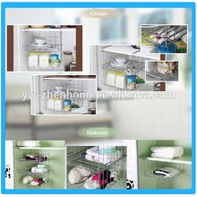 Multi-function Wire Mesh Drawer Basket Storage For Kitchen