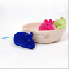 2015 QQ Mouse Toy Real Looking Dog Cat Animal Toy Pet Moving Toy For Cat