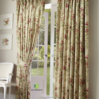 Home Used Classic Blackout Drapery