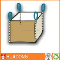 High Quality China PP Big Bag 2 ton Top With Spout Plain Bottom