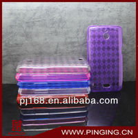 new product diamond TPU case cover for cell phone Huawei Ascend Plus H881C Y301