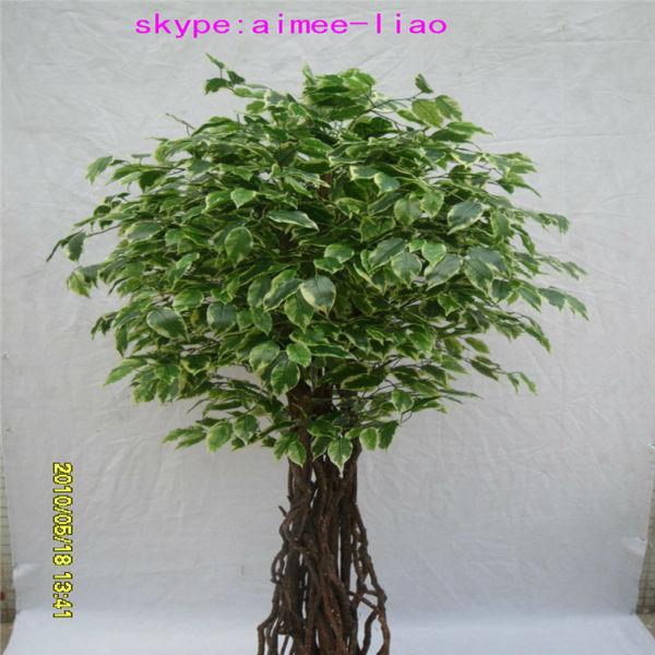 Q082922 diff rents types de plantes et arbres artificielle for Bonsai artificiel grande taille