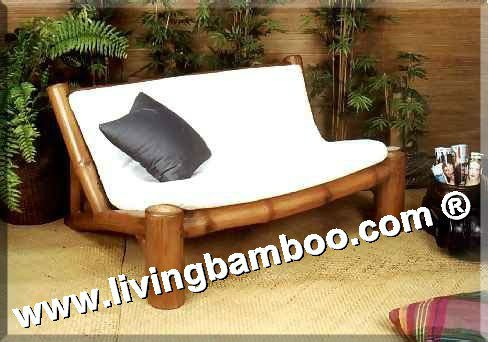 hamburg 2 seat bamboo sofa buy bamboo sofa lounge indoor furniture product on. Black Bedroom Furniture Sets. Home Design Ideas