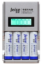 LEISE 903 Universal Intellicharger NI-MH LCD Quick Charger