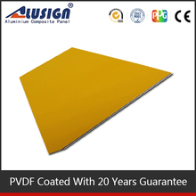 quality assured plastic outdoor wall covering panel sandwich exterior metal wall panels