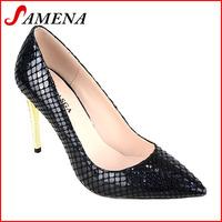 Ladies elegant footwear wholesale women shoes from china