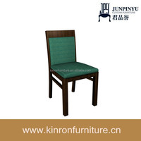 Discount French country style fashion upholstered hotel dining chair