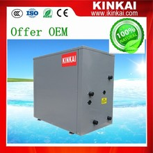COP 4.5 -25 C Use Easy Control Underground heat pump heating house system