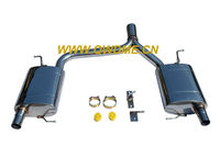 Auto muffler exhaust system for BMW 730