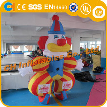 Promotional inflatable cartoon , inflatable advertising cartoon for sale