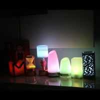 led lighted up rgb color changing kids night lamp
