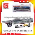 1:275 escala modelo do brinquedo 4 ch porta-aviões de controle remoto