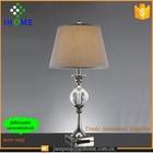 Home decorativos de cristal lâmpada de tabela com preço competitivo( ih- 9013)