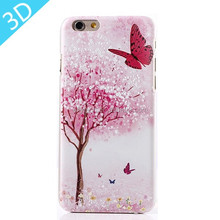 High quality personalized printing 3D cell phone case for iphone 6