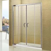 en kaliteli banyo duş sürgülü kapı plastik slayt