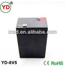 used lead acid battery scrap