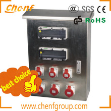 Hot sales Combiner electric plug socket box // socket outlet box with best price