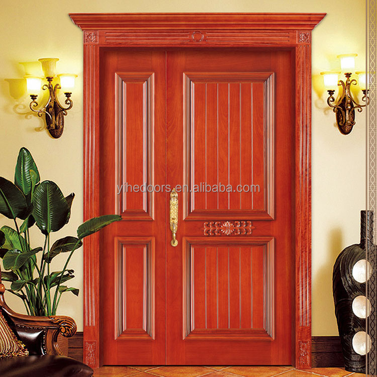 Wooden Door Used Latest Design Exterior Wooden Doors For Sale For Container H