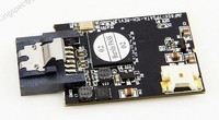 KingSpec big capacity 2GB vertical 1 channel SATA DOM SSD with power cable DISK ON MODULE