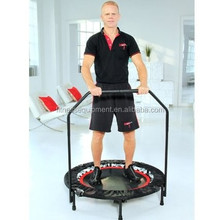 Trampoline with Workout DVD & Stabilizing Bar