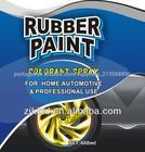 matt coloridas plasti mergulho para carro embalagem do oem