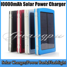 10000mAh Solar Charger for mobile with high capacity and good quality