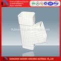 Hotsale afrique, gouttière en pvc machine\/profil pvc machine de fabrication de haute qualité