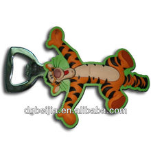 promotional fashion soft pvc bottle openers BJ-U01