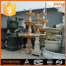 The stone material office marble lion s tatue garden fountain