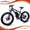 "CE Approved 120KG loading 26""4.0 snow tire DOUBLE BATTERY electric moped scooter"