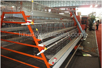 China FRD chicken coop cheap poultry cage of chicken farm