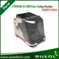IKeycutter CONDOR XC-MINI Master Series Automatic Key Cutting Machine,Key Cutting Machine Locksmith Supplies