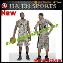 team wear philippines custom basketball uniform,2015 new sublimation camo basketball uniform design