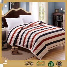 Top quality hotel american size 5 star type hotel bed sheet set china made